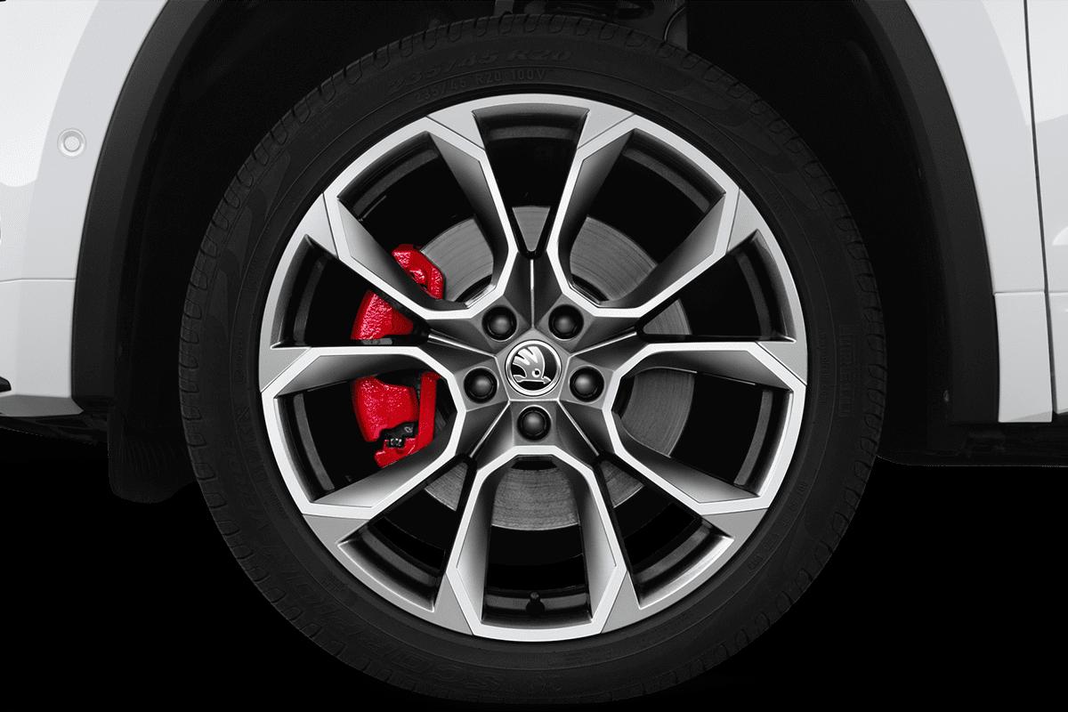 Skoda Kodiaq RS (neues Modell) wheelcap