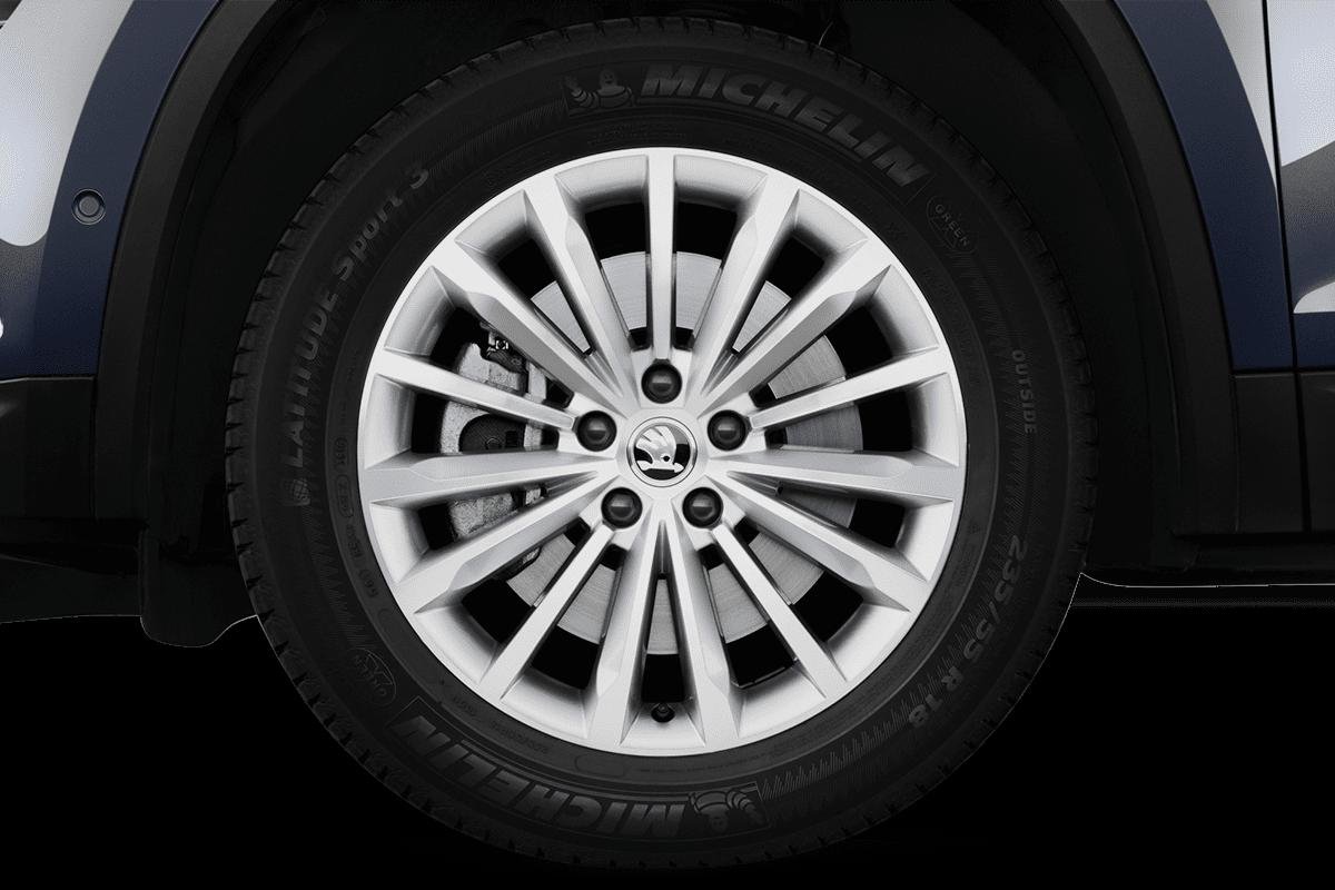 Skoda Kodiaq Clever wheelcap