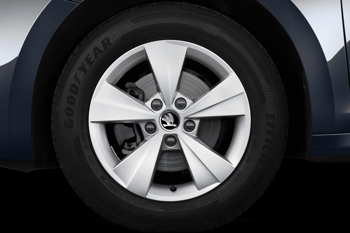 Skoda Octavia Combi wheelcap