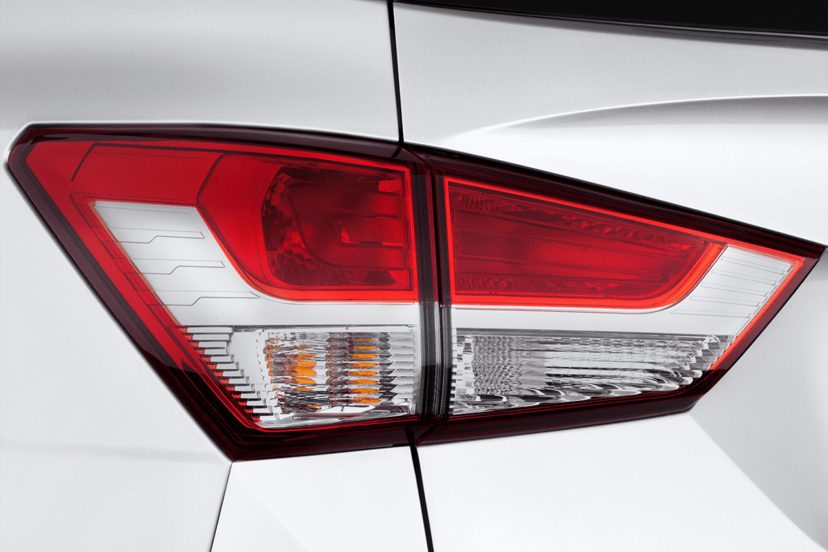 Ssangyong Rodius taillight