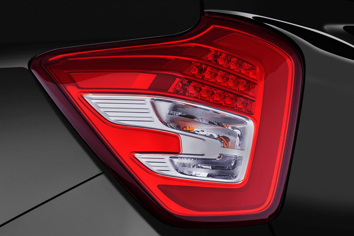 Ssangyong XLV taillight