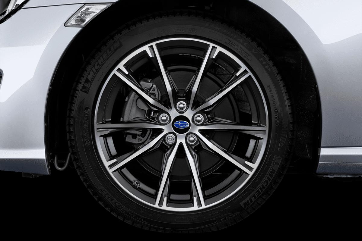 Subaru  wheelcap