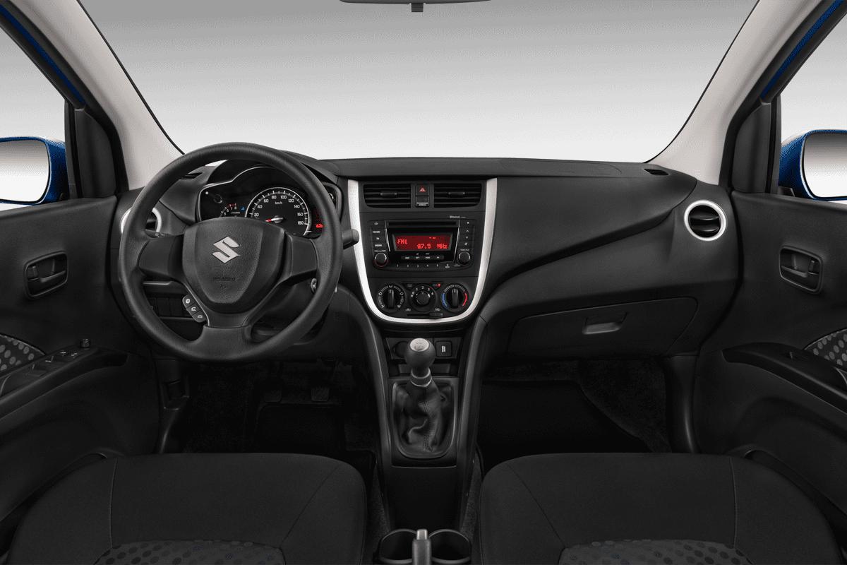 Suzuki Celerio dashboard
