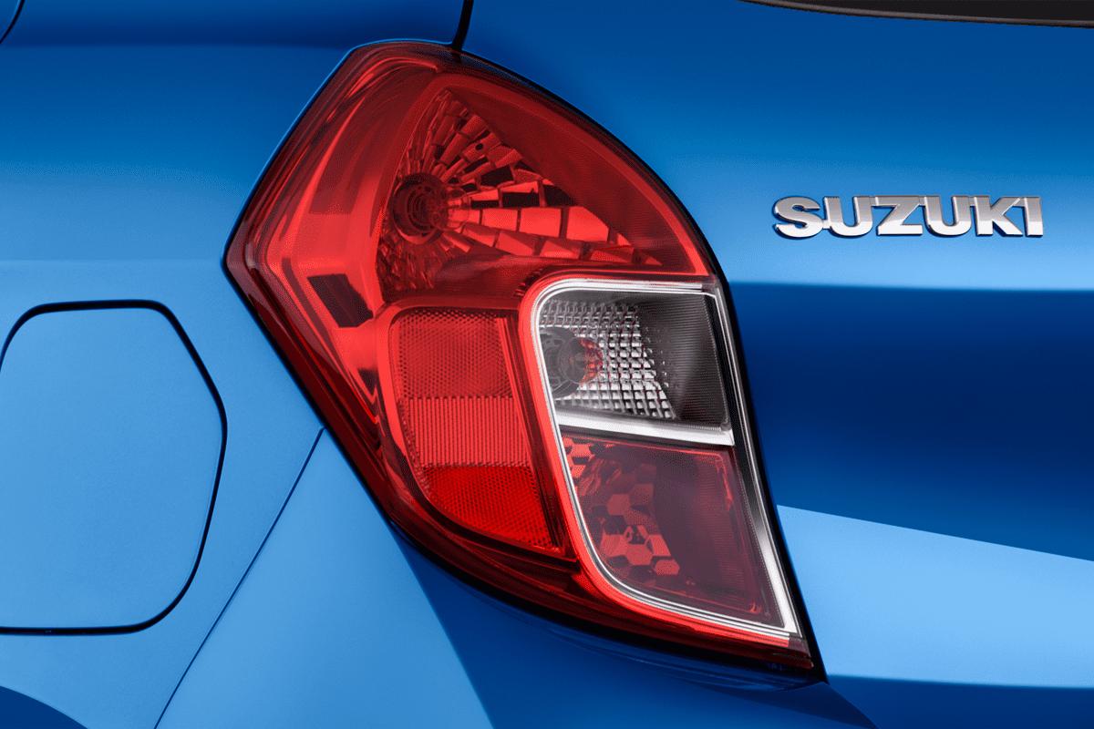 Suzuki Celerio taillight