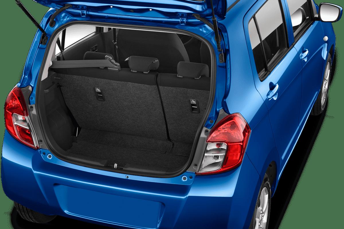 Suzuki Celerio trunk