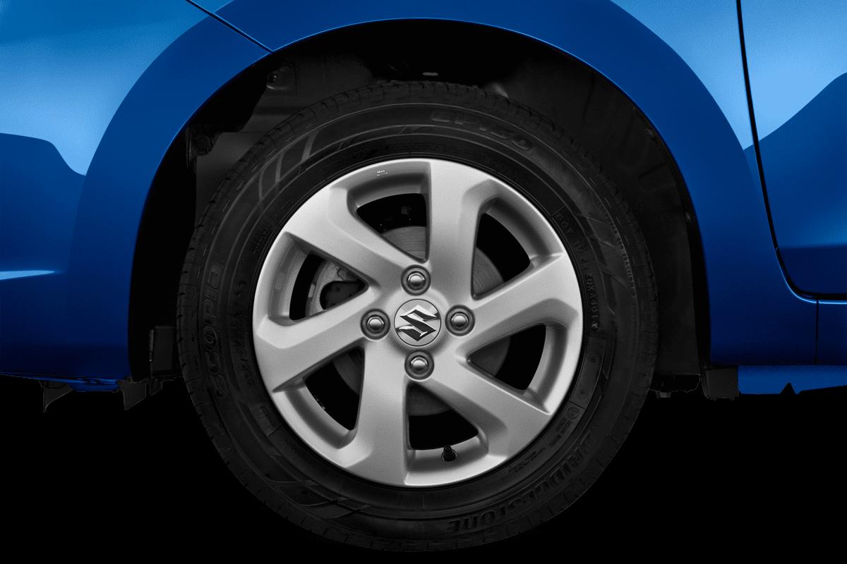 Suzuki Celerio wheelcap