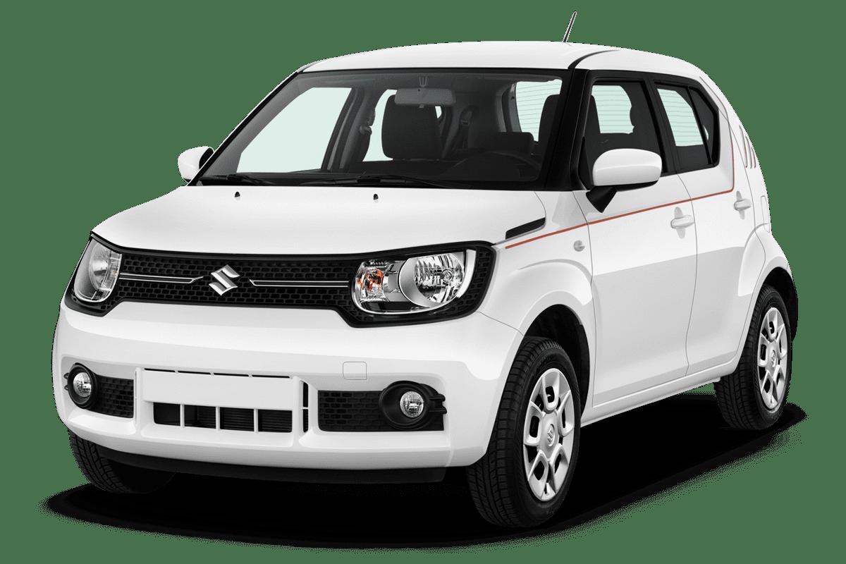 Suzuki Ignis angularfront