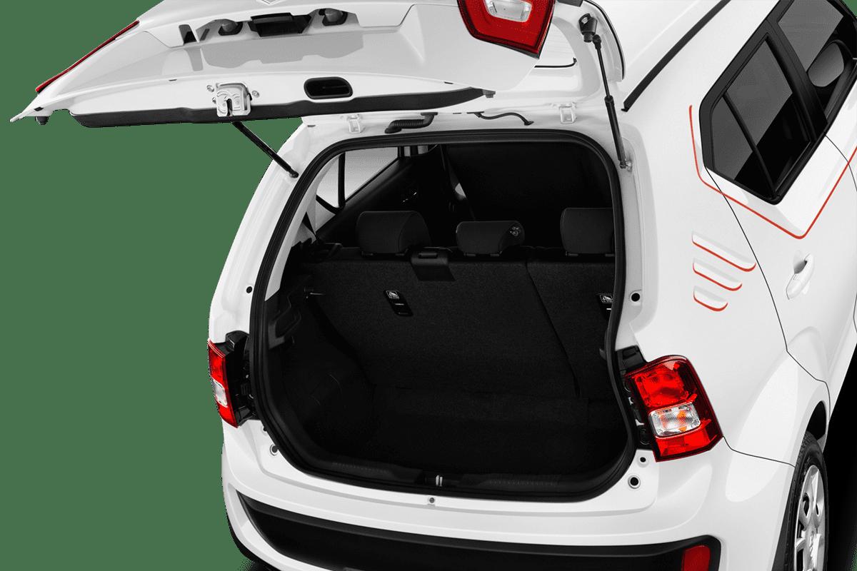 Suzuki Ignis trunk
