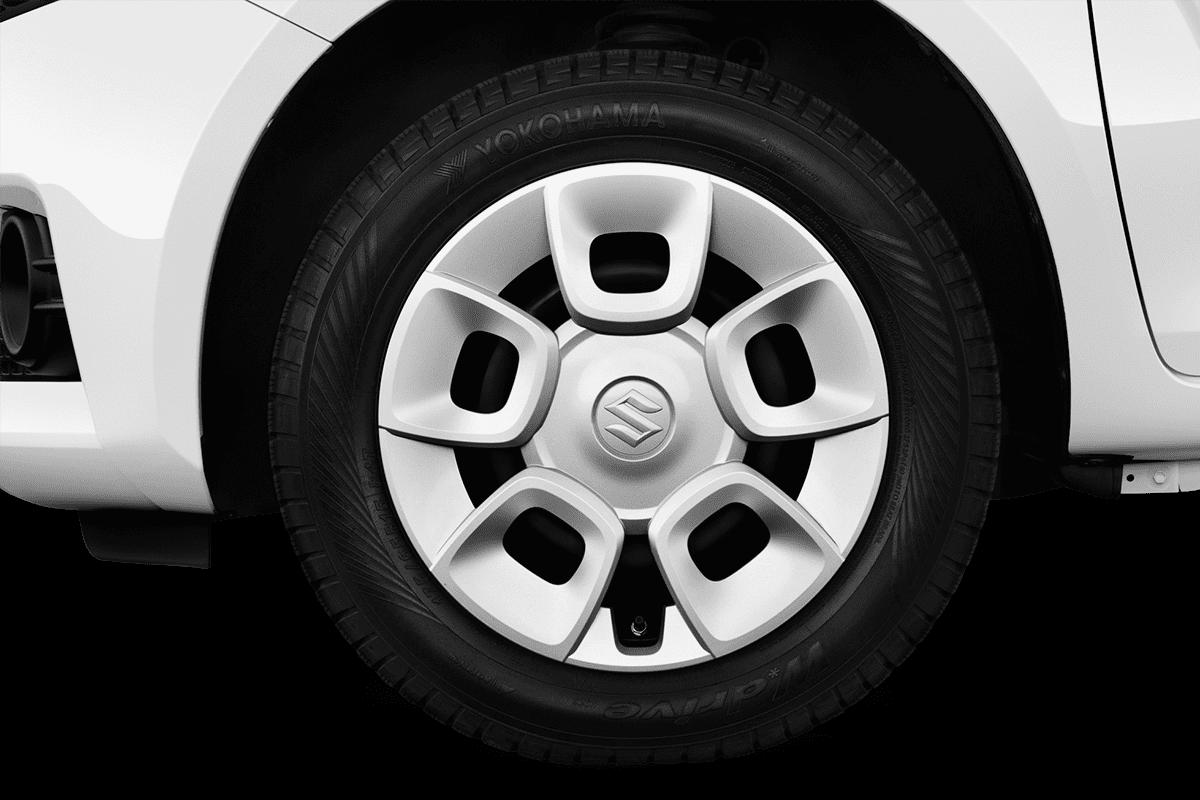 Suzuki Ignis wheelcap