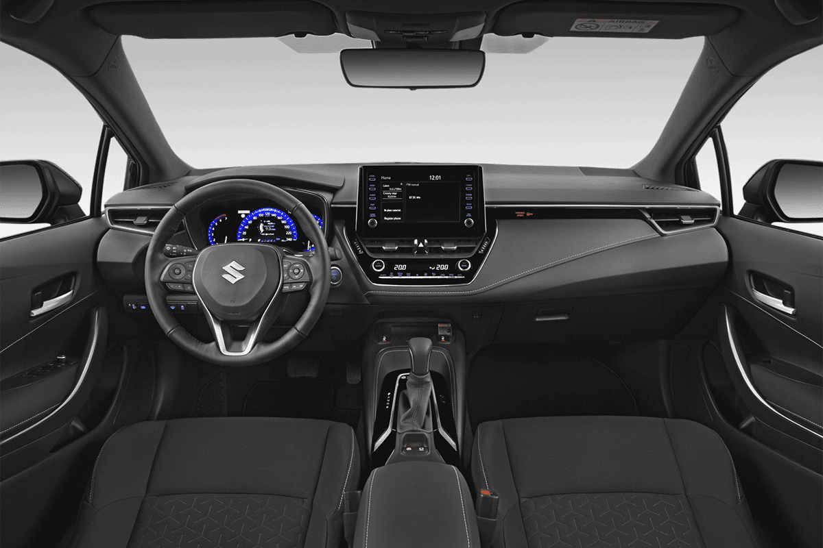 Suzuki Swace dashboard