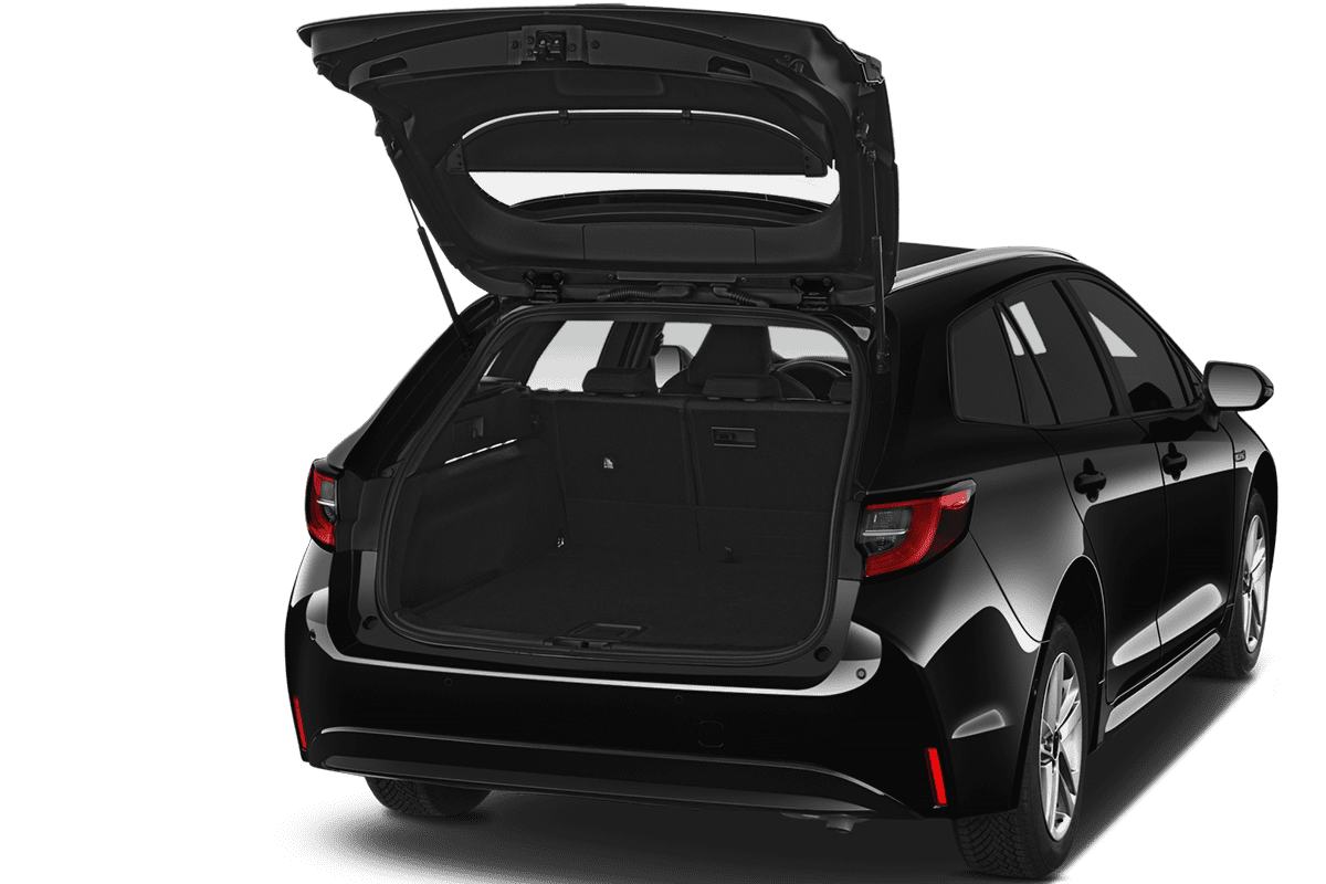 Suzuki Swace trunk