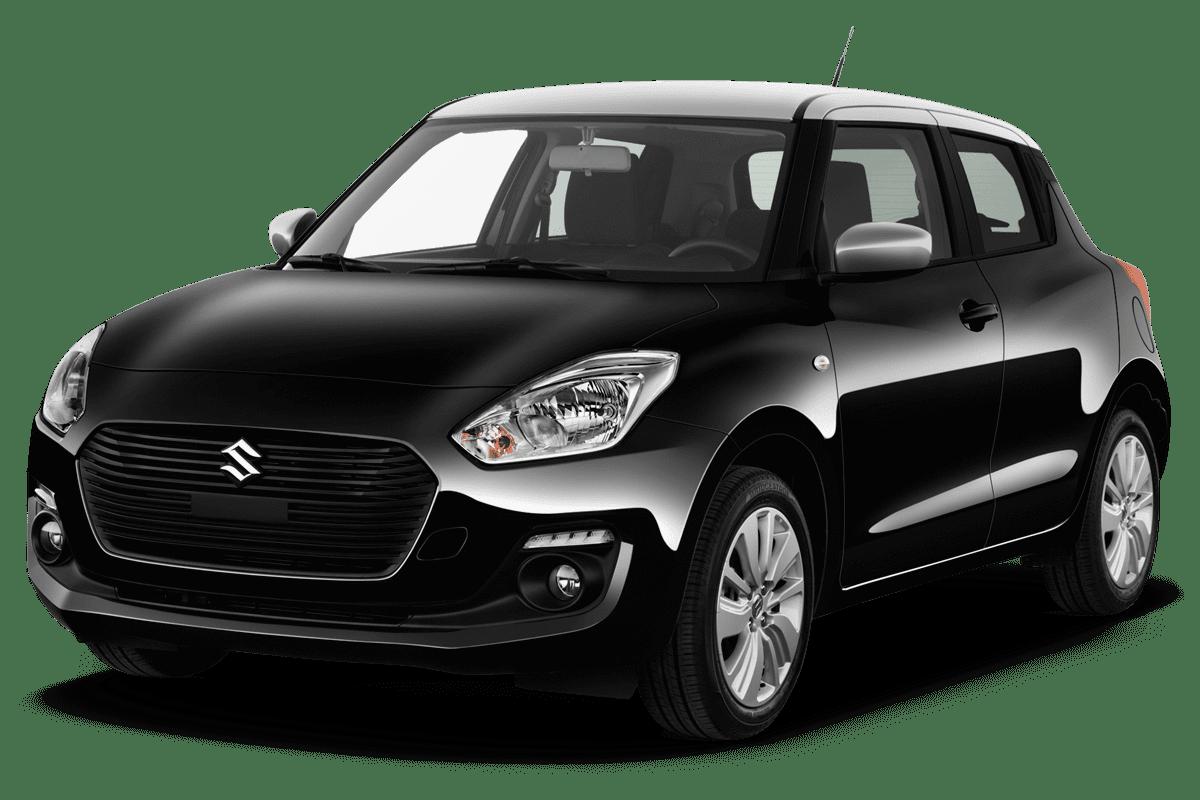 Suzuki Swift angularfront