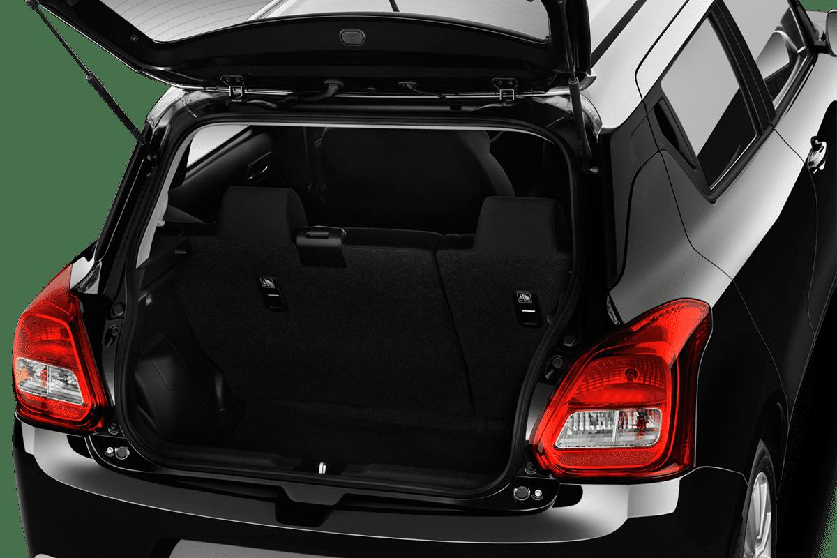 Suzuki Swift trunk