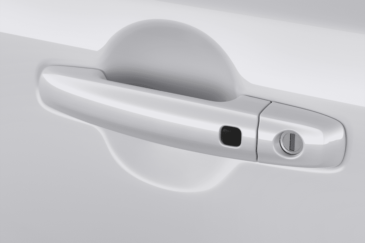 Suzuki Vitara doorhandle