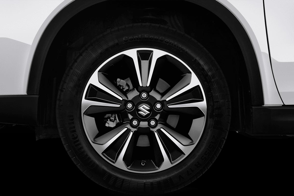 Suzuki Vitara wheelcap