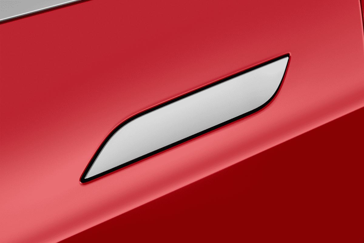 Tesla Model S doorhandle
