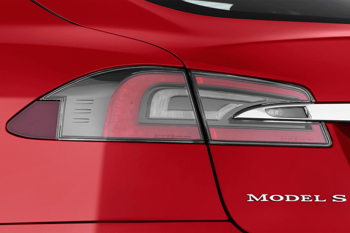 Tesla Model S taillight