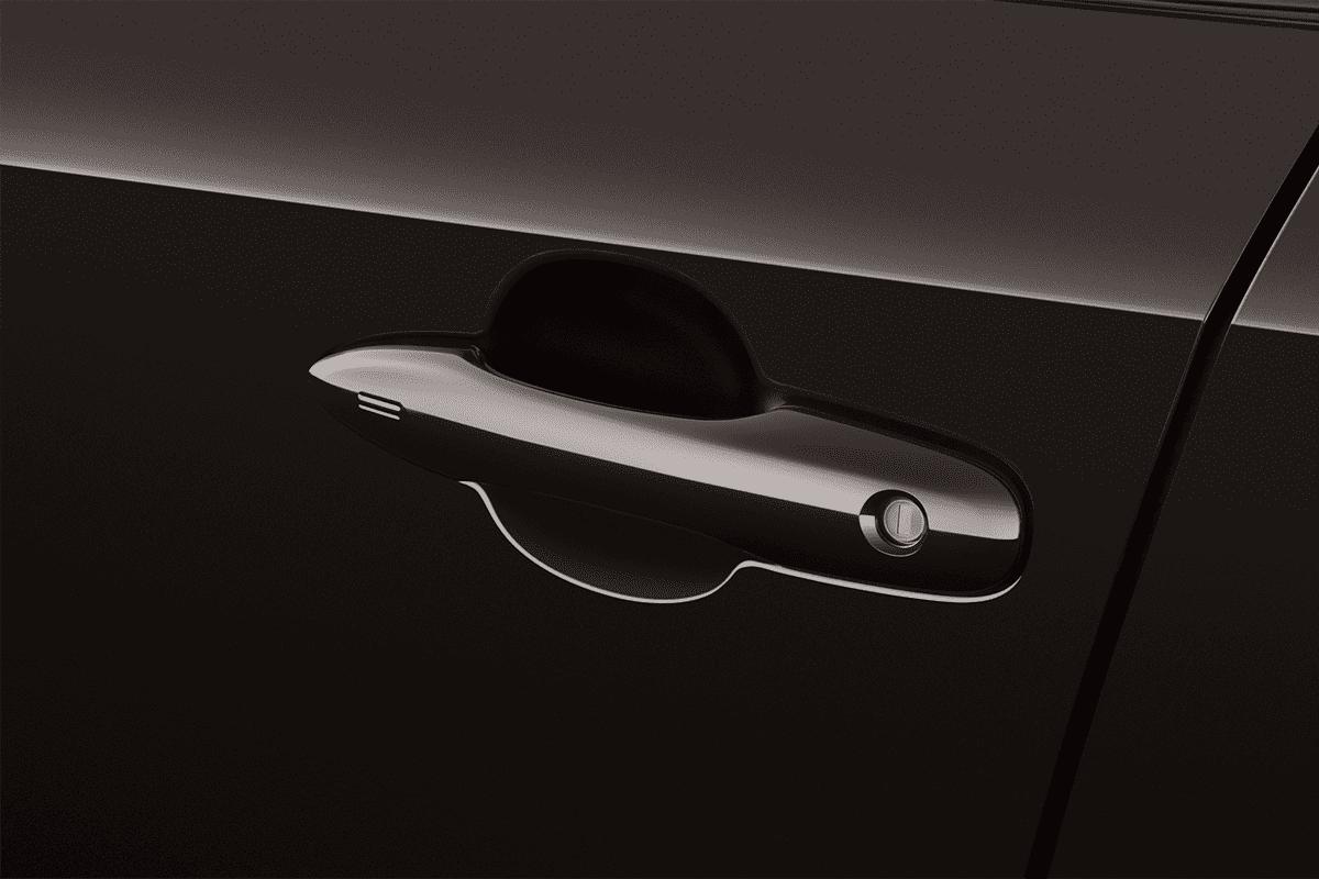Toyota Corolla doorhandle