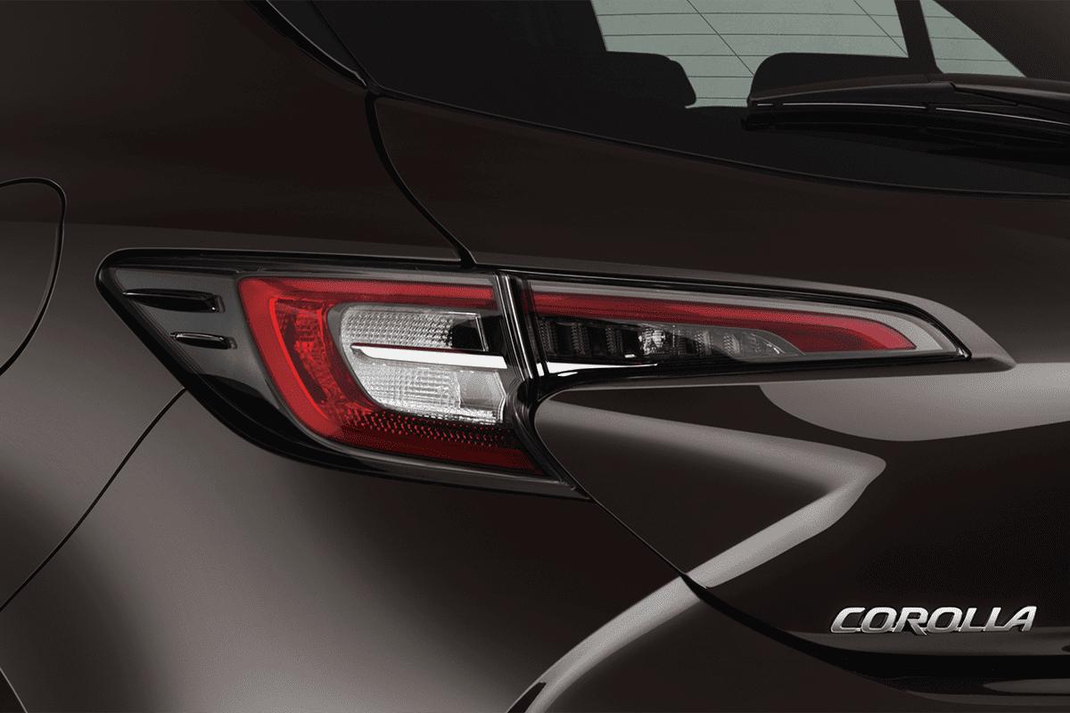 Toyota Corolla taillight