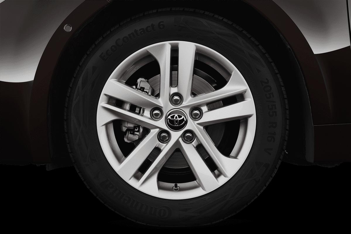 Toyota Corolla wheelcap