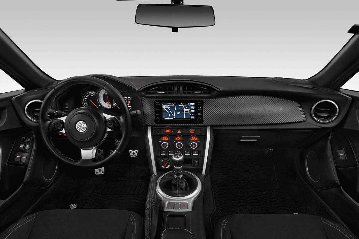 Toyota GT 86 dashboard