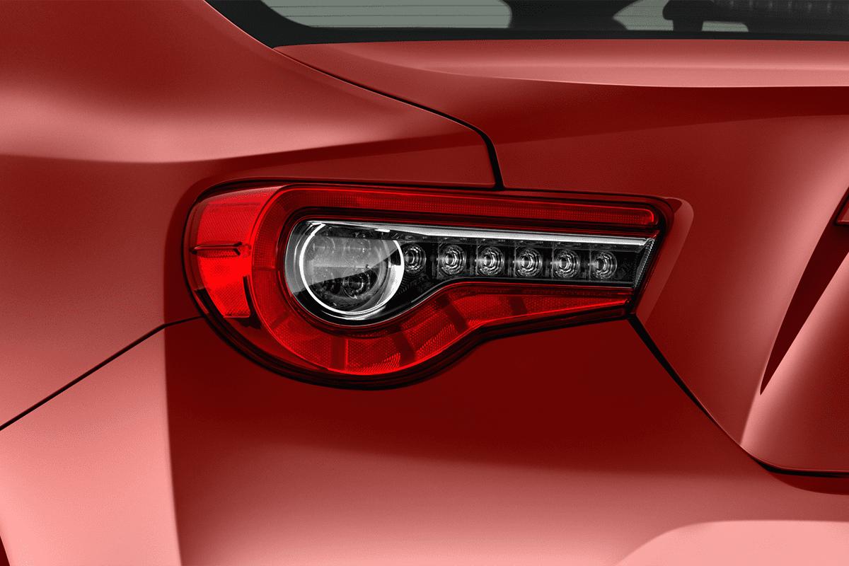 Toyota GT 86 taillight