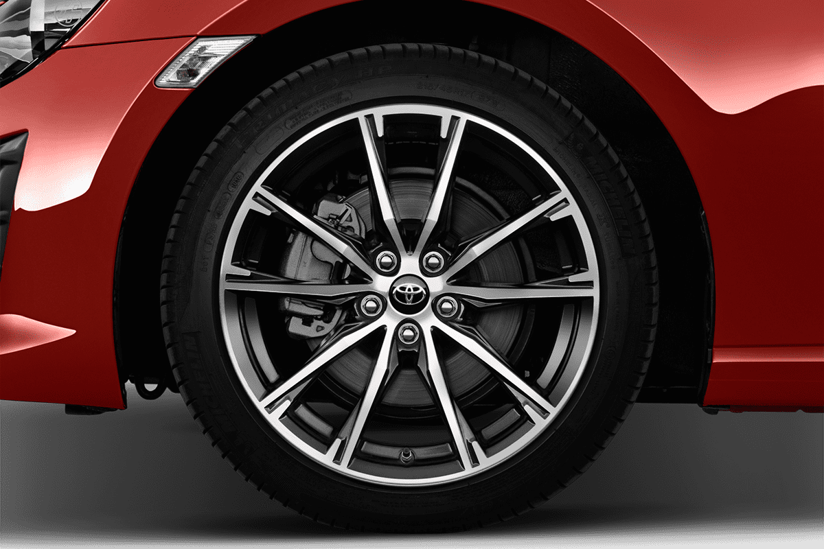 Toyota GT 86 wheelcap