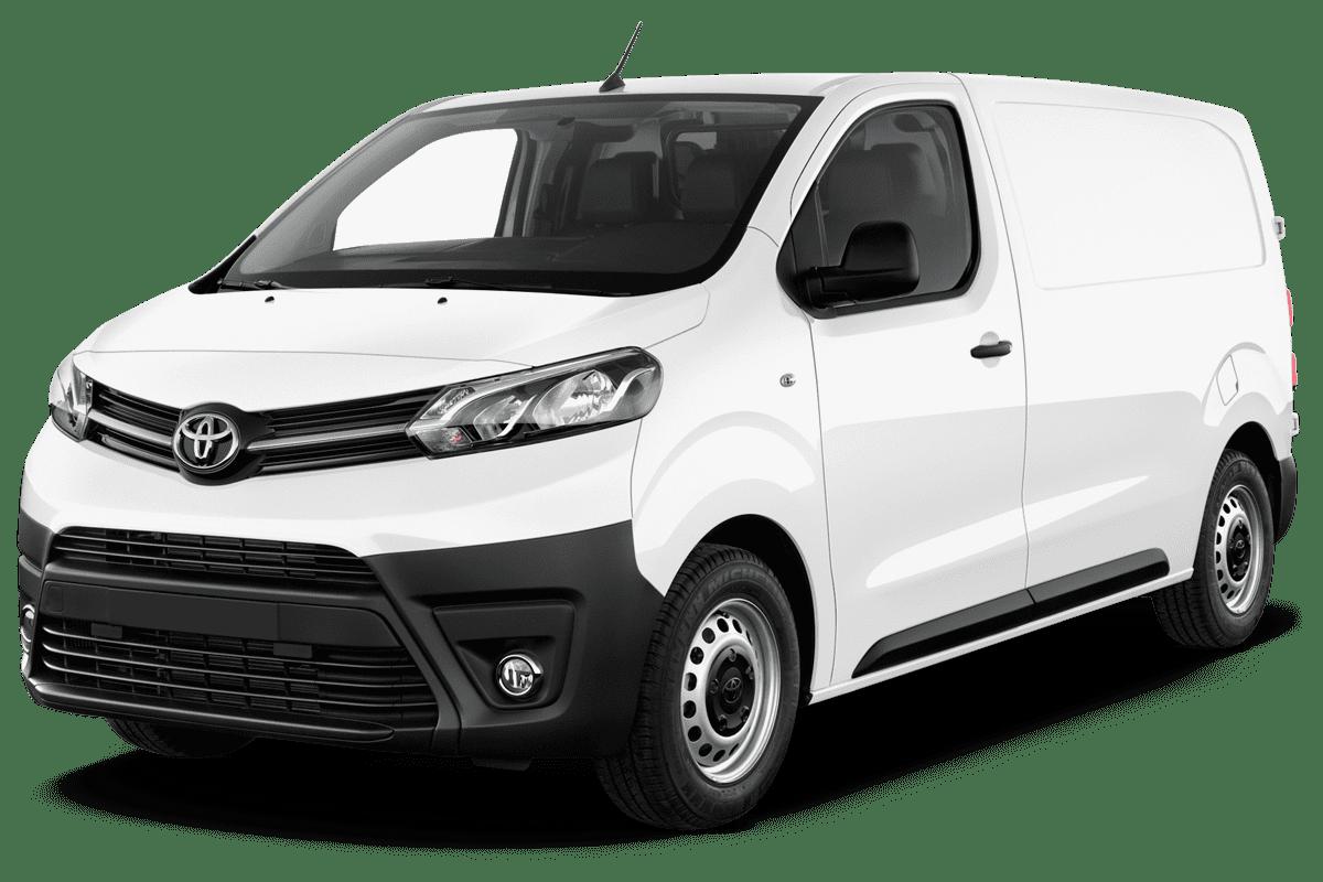 Toyota Proace Elektro angularfront