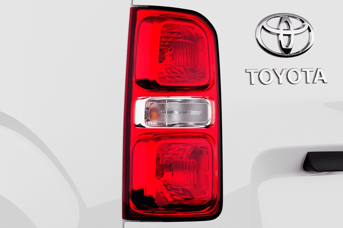Toyota Proace Elektro taillight