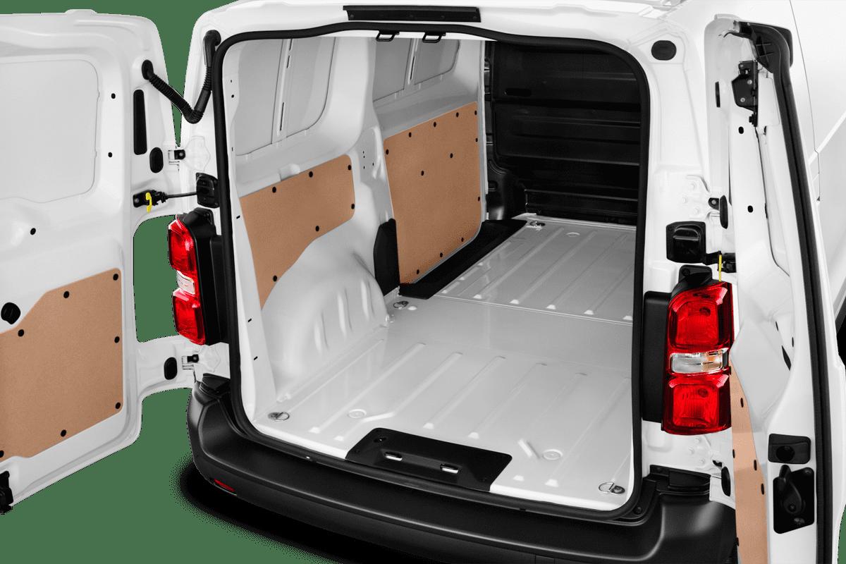 Toyota Proace Elektro trunk