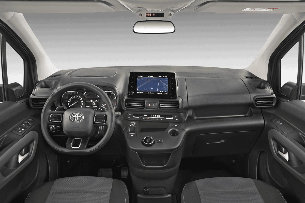 Toyota Proace City Verso dashboard