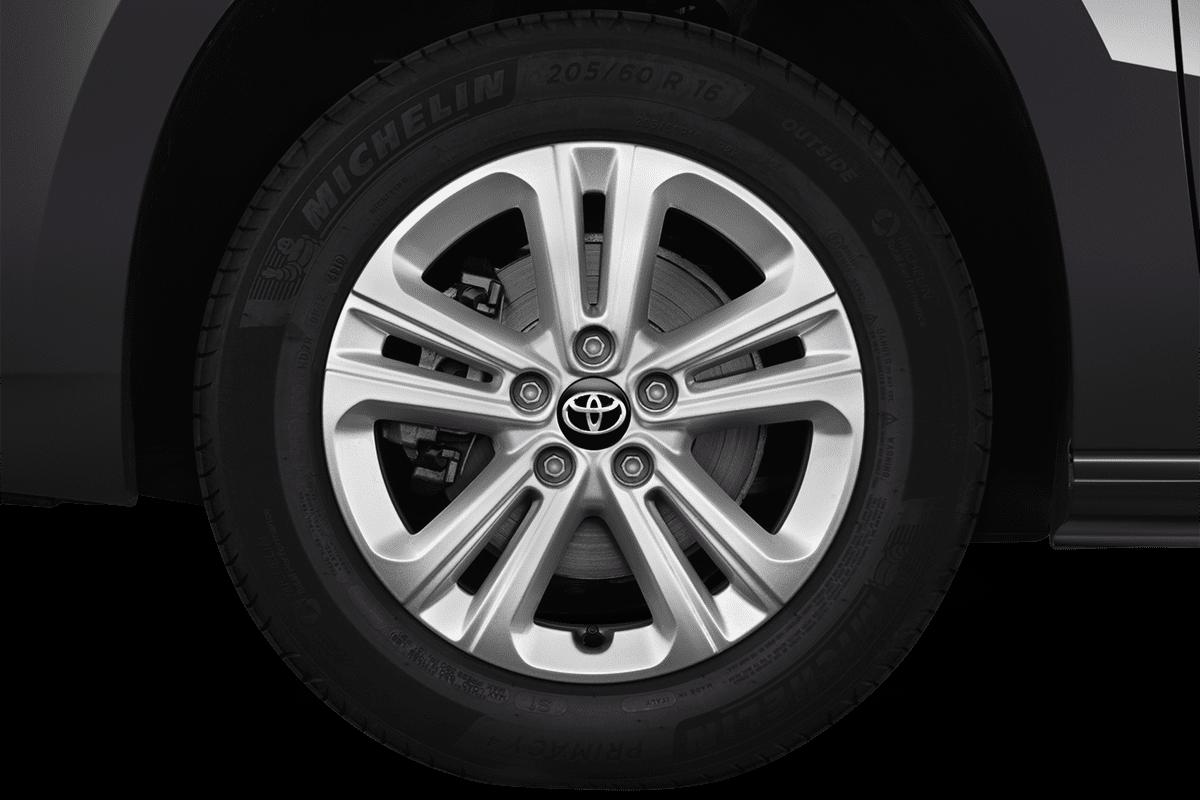 Toyota Proace City Verso wheelcap