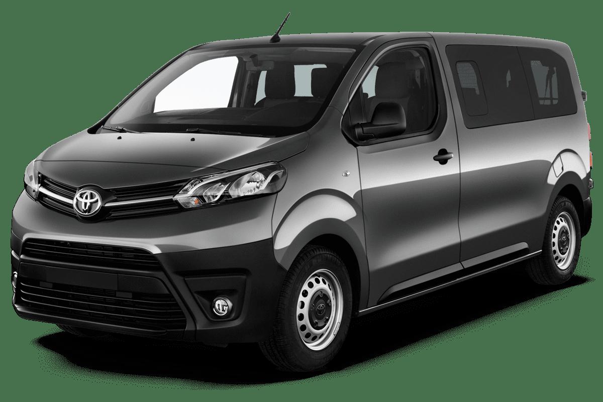 Toyota Proace Verso Elektro angularfront