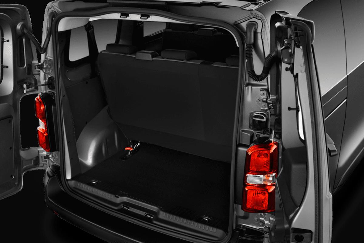 Toyota Proace Verso trunk