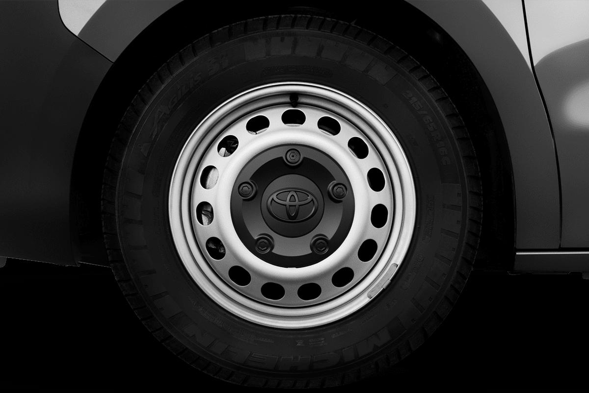 Toyota Proace Verso Elektro wheelcap