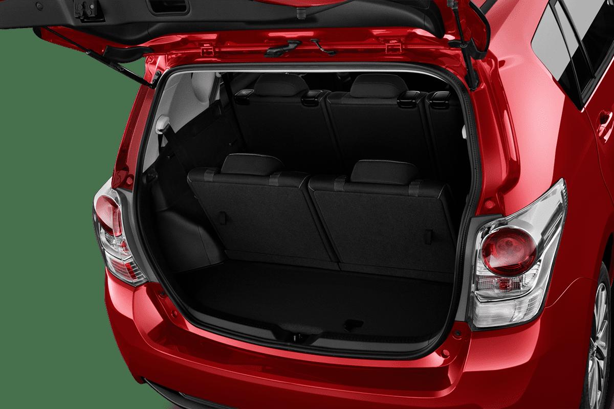Toyota Verso trunk