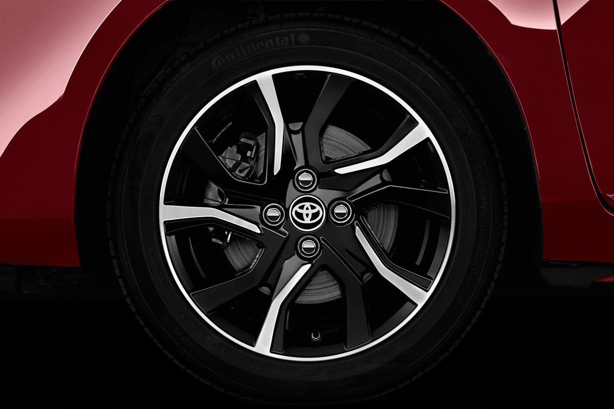 Toyota Yaris Y20 wheelcap