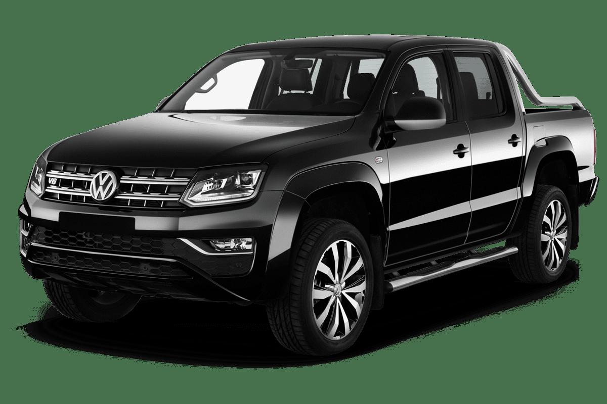 VW Amarok  angularfront