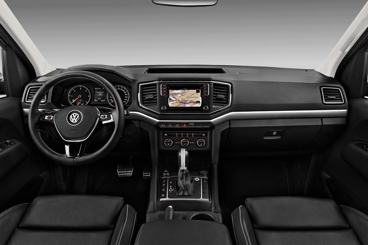 VW Amarok  dashboard