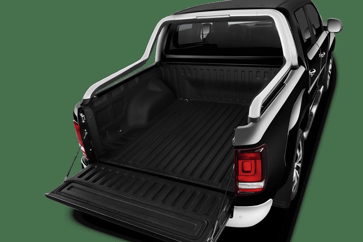 VW Amarok  trunk