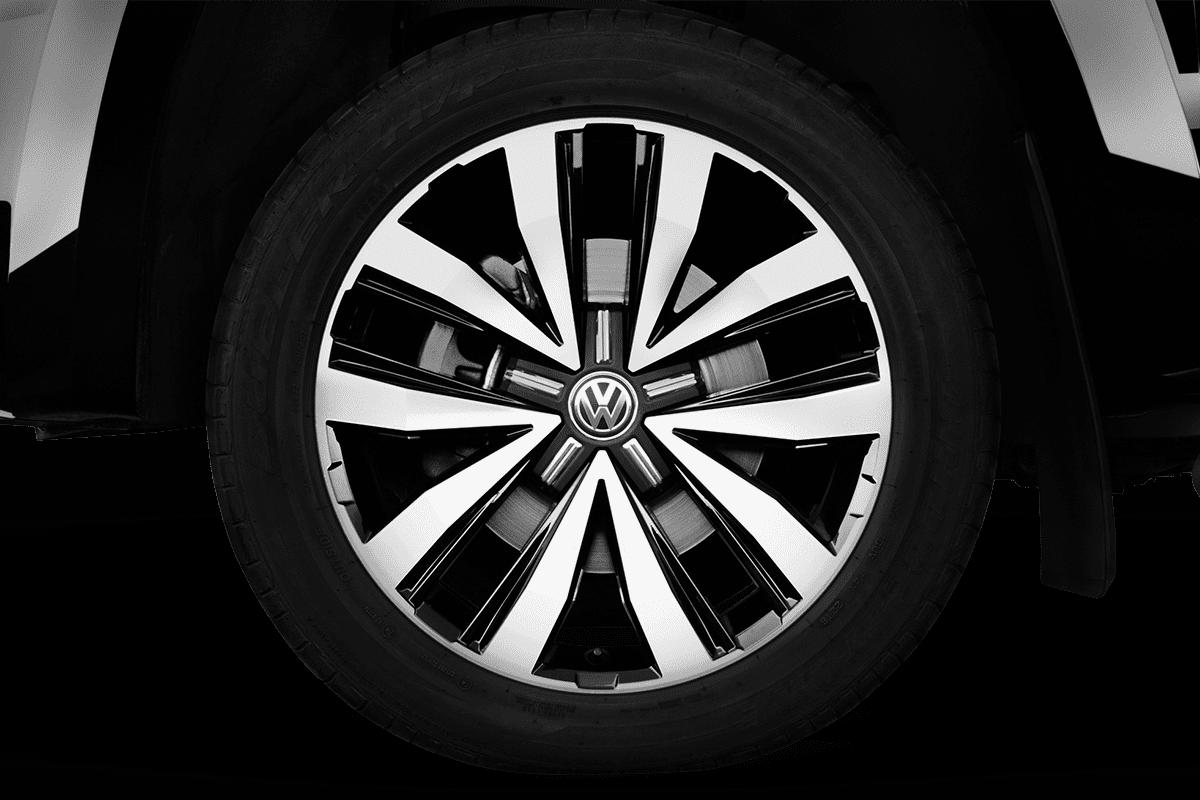 VW Amarok  wheelcap