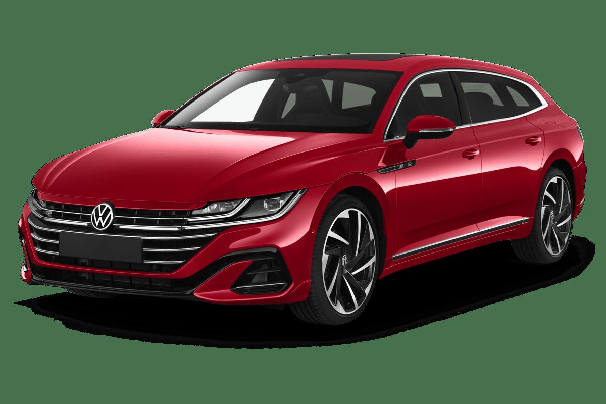 VW Arteon Shooting Brake angularfront