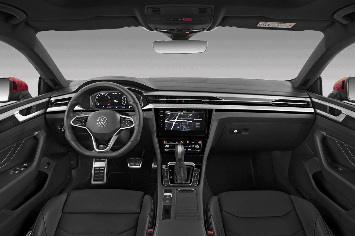VW Arteon Shooting Brake dashboard