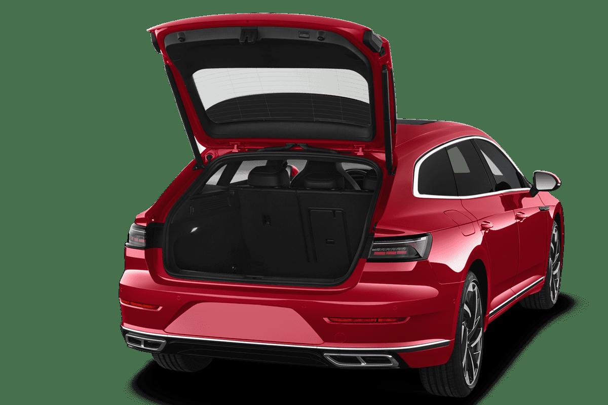 VW Arteon Shooting Brake trunk