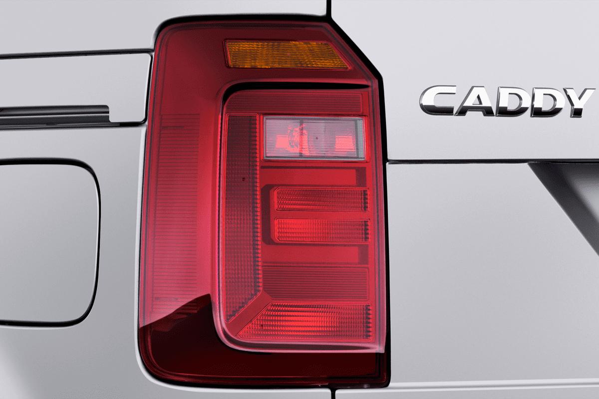VW  taillight