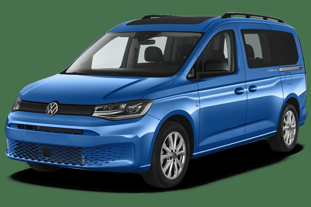 VW Caddy California angularfront