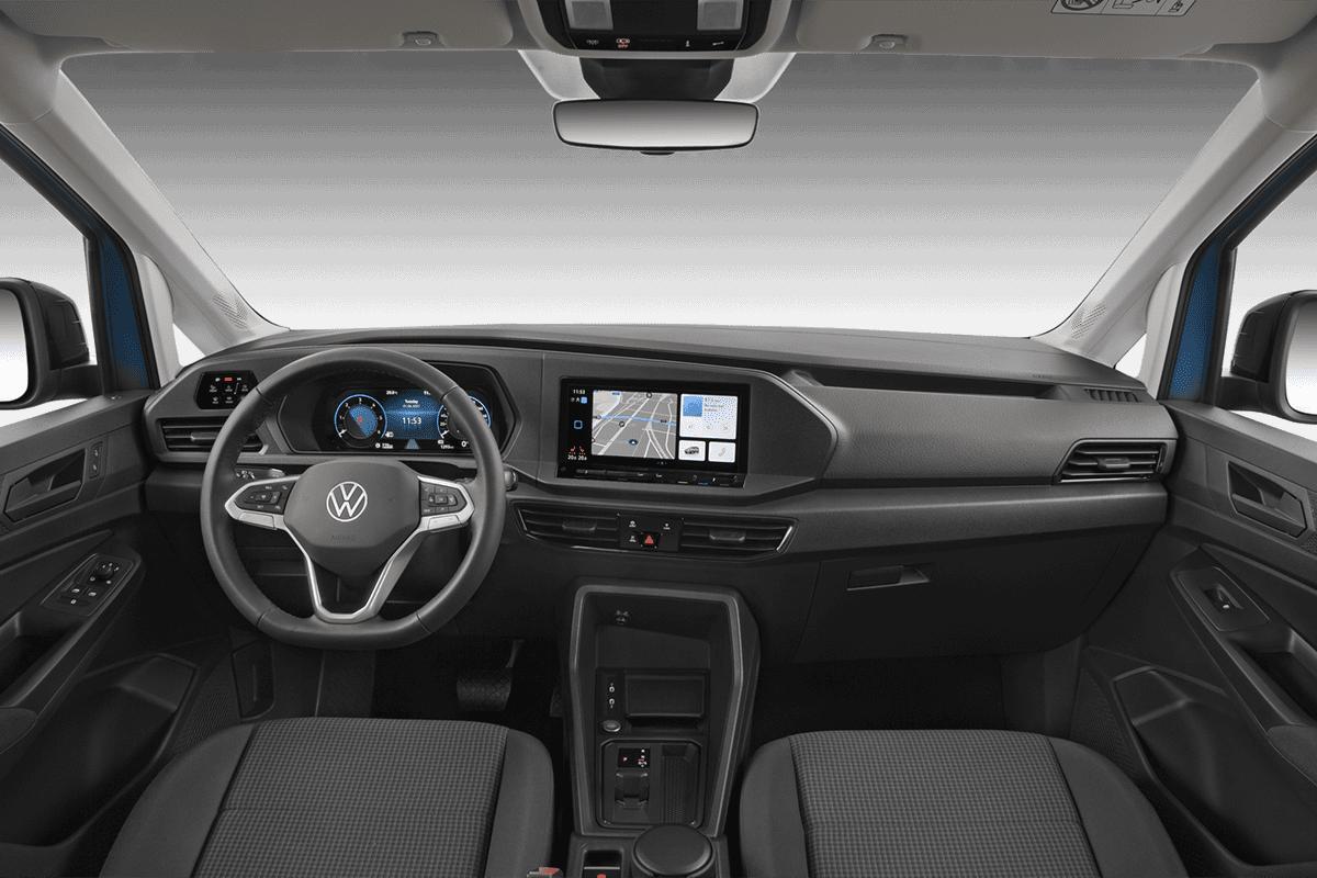 VW Caddy California dashboard