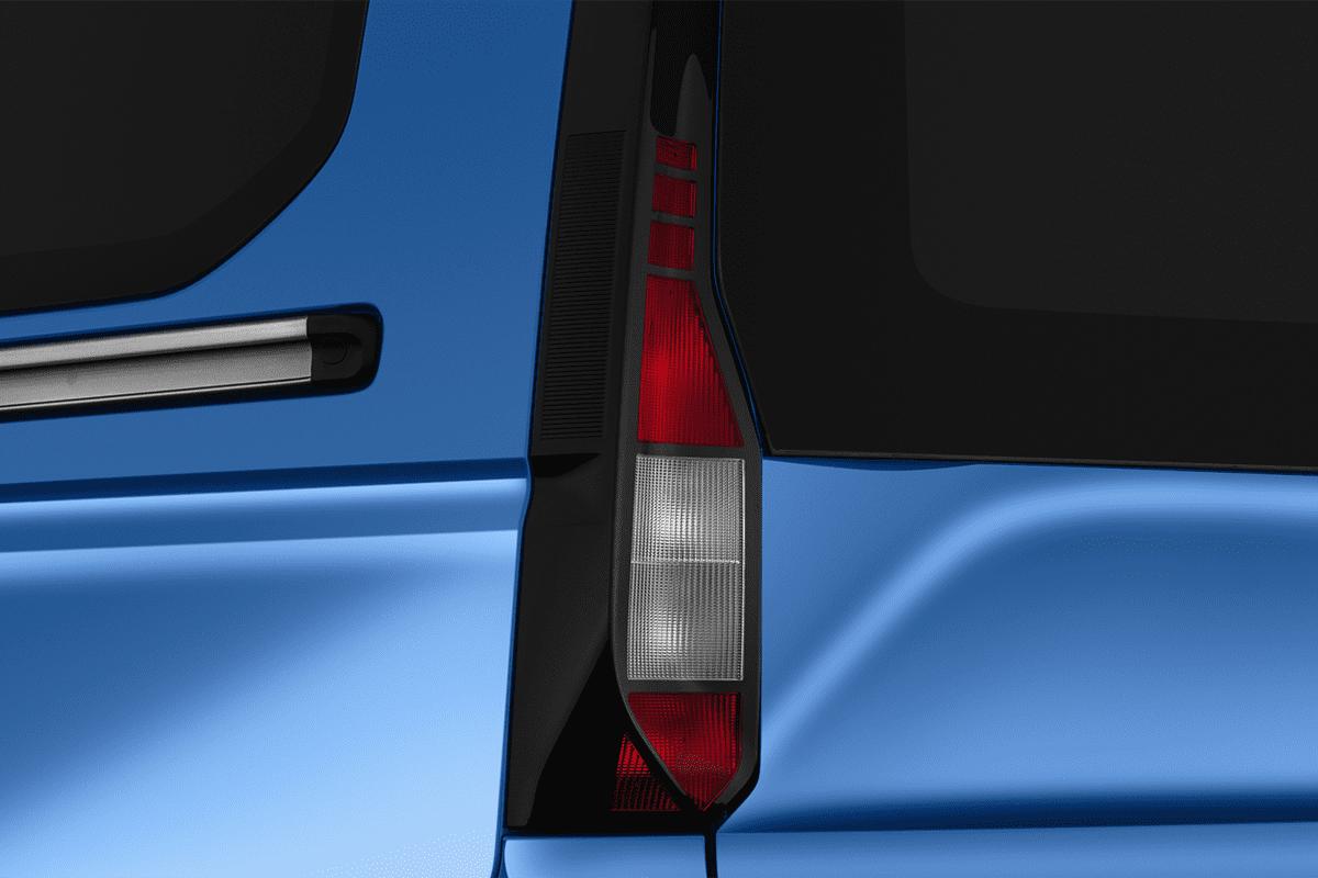 VW Caddy California taillight