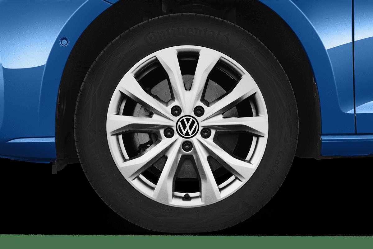 VW Caddy California wheelcap
