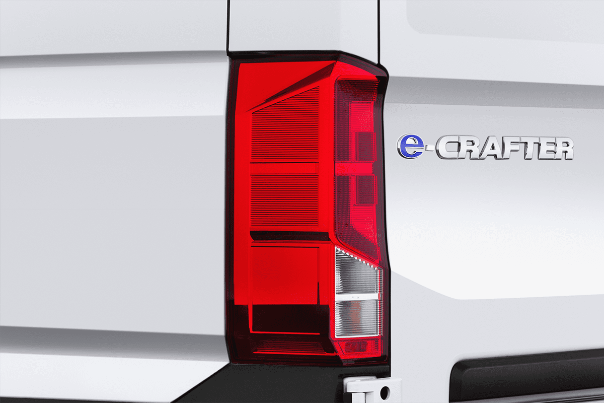VW e-Crafter taillight